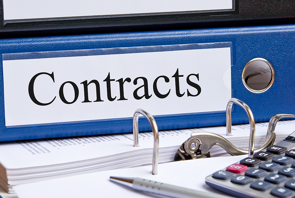 contract administrator duties construction