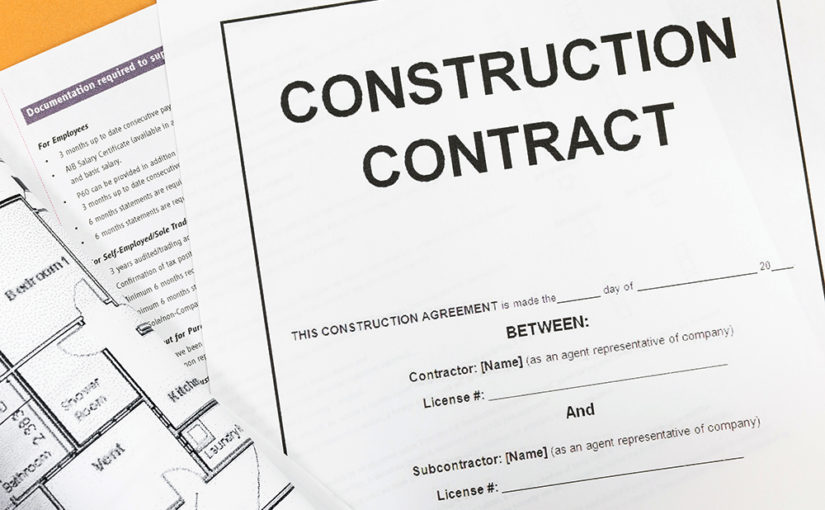 4 Good Practices for Construction Contract Administration