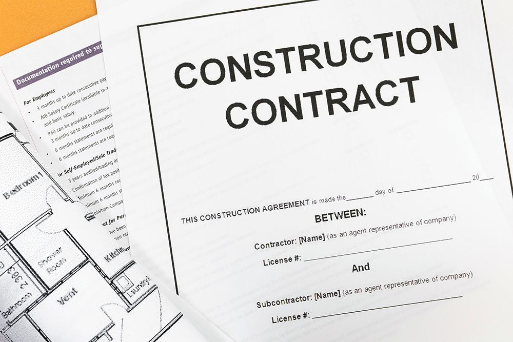 contract administration construction