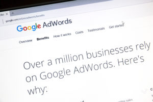 Google Adwords Setup